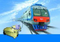 Дизельные двигатели М756Б-2 для Рижского дизель-поезда ДР1Б